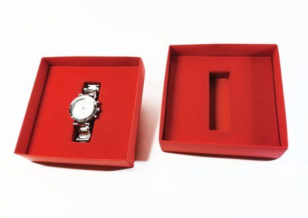 cutii cu insert imbracate in catifea