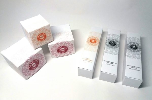 Cutii pentru produse cosmetice