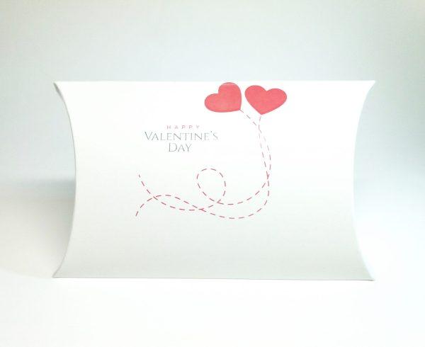 cutii pillow box cu motive